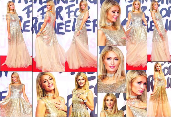 ------- 22/03/18: Notre princesse Paris Hilton photographiée assistant à un grand gala dans la soirée  - dans Cannes.  (+) Quelques photos de cette soirée partagée sur les réseaux sociaux. Je lui accorde un gros top,  c'est tellement une princesse. Top/Flop?  -------