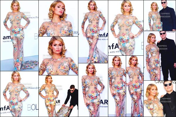 ------- 17/05/18: Paris Hilton  photographiée  assistant au grand gala de amfAR  avec Chris dans la journée -  à Cannes. J'aime  assez la tenue assez simple.  Je lui accorde un gros top. Ils sont tellement adorable les deux amoureux. J'adore ses cheveux court. -------