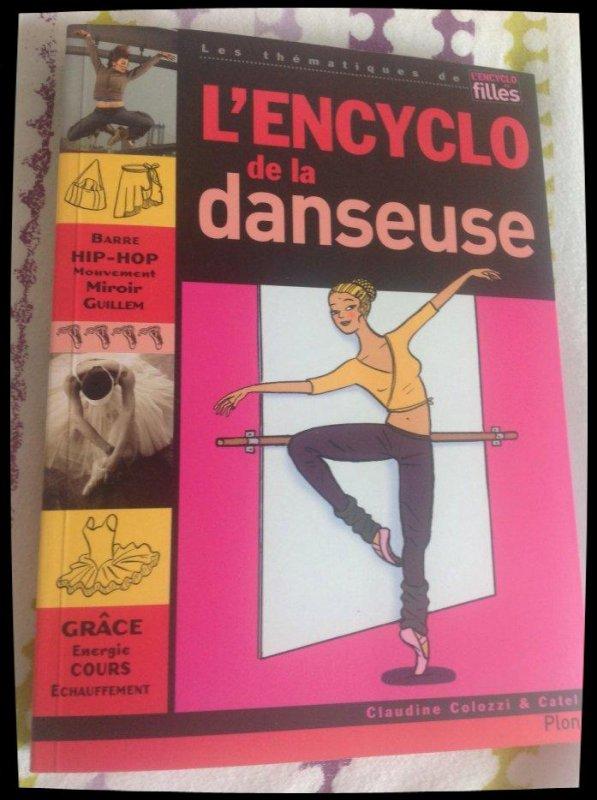 Les deux livres que je conseille aux danseuses