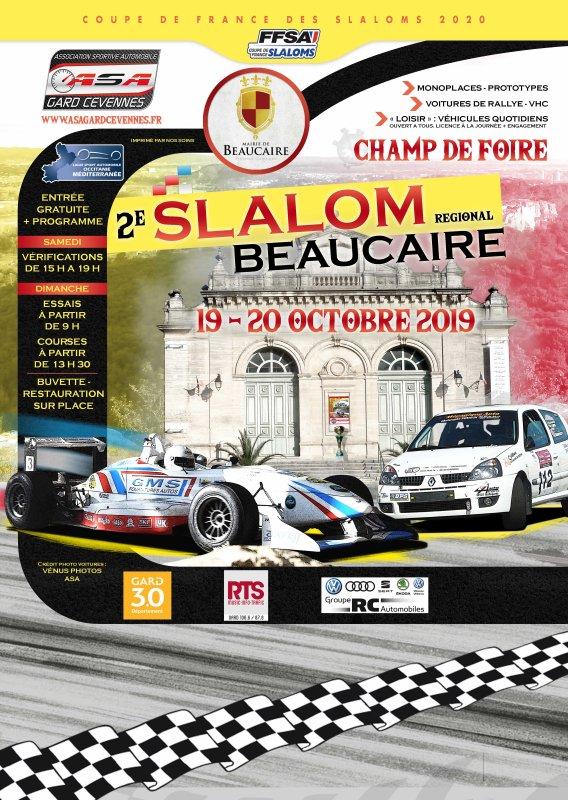 Slalom de Beaucaire