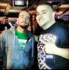 CM Punk avec un fan