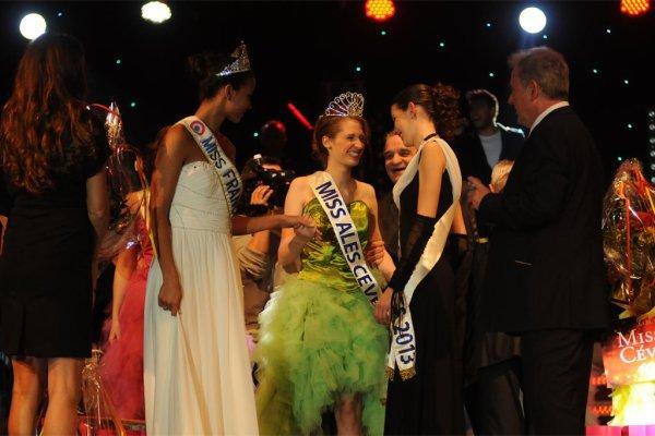 Miss Alès 2014 - Karen Lienemann