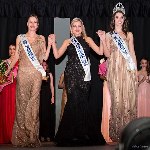 Miss Bas-Rhin 2014 / Miss Toulouse 2014