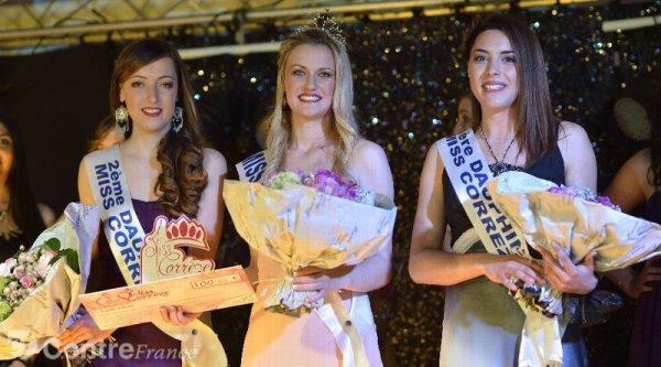 Miss Moselle 2014 / Miss Cannes 2014 / Miss Corrèze 2014 / Miss Pays d'Uzès 2014