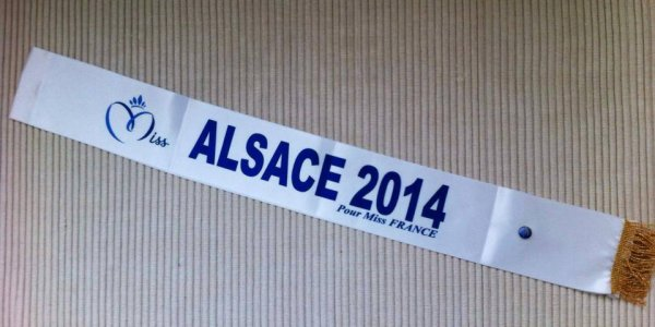 MISS ALSACE 2014 - Les candidates