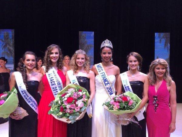 ÉLECTION RÉGIONALE - Miss Alsace 2014, Alyssa Wurtz