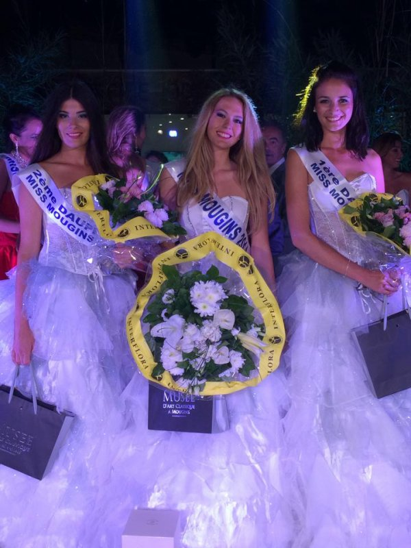 Miss Mougins 2014