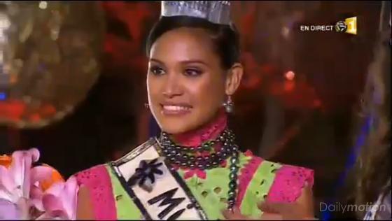 ÉLECTION RÉGIONALE - Miss Tahiti 2014, Hinarere Taputu