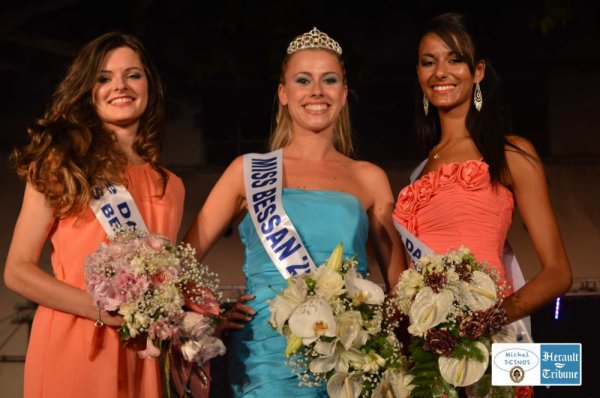 Miss Bessan 2014 / Miss Vallauris Golfe-Juan 2014