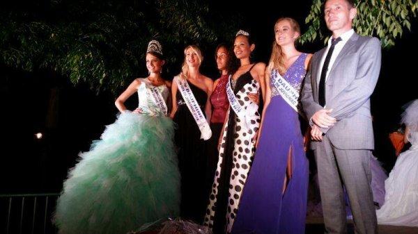 Miss Pays de Juvignac 2014
