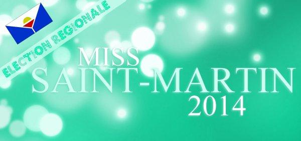 ÉLECTION RÉGIONALE - Miss Saint-Martin 2014, Nadika Matthew-Gauthier