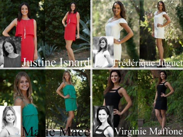 Miss Côte d'Azur 2014 - Candidates et élection du blog