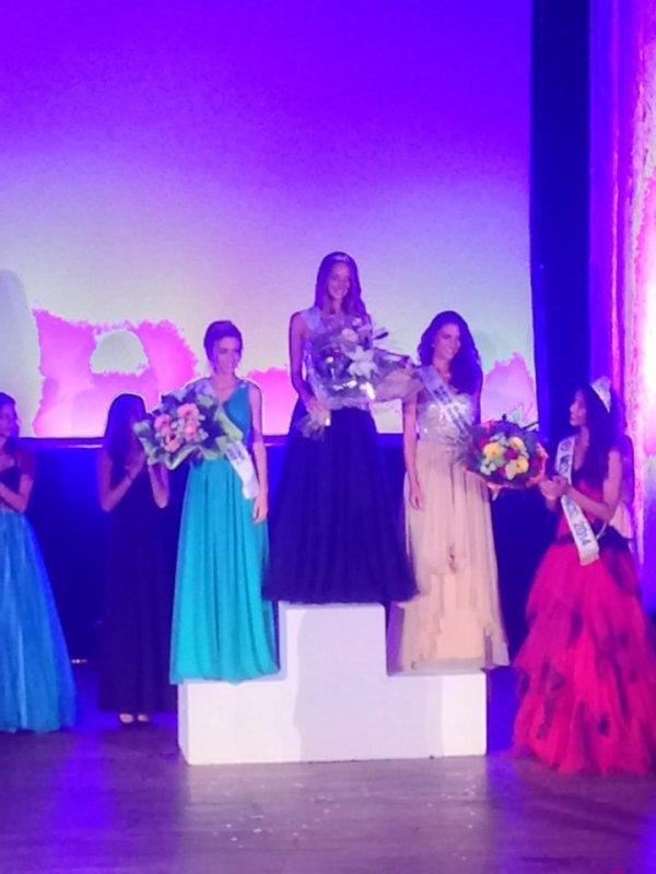 Miss Médoc 2014