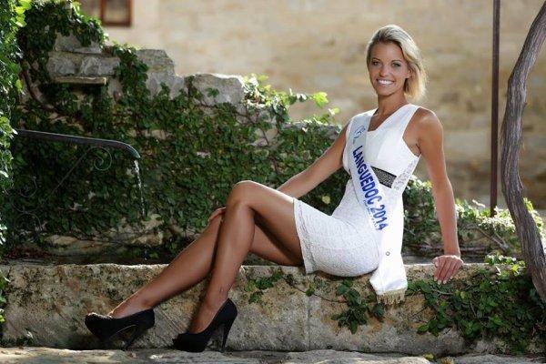 Miss Languedoc 2014 - Nouvelles photos de Marie Fabre