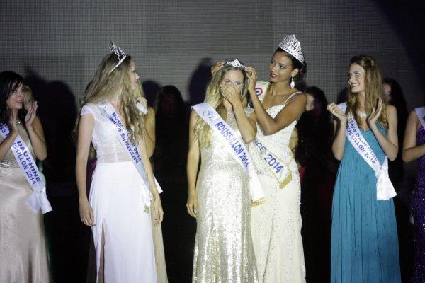 ÉLECTION RÉGIONALE - Miss Roussillon 2014, Sheana Vila Real