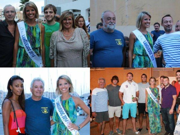 Miss Languedoc 2014 - Marie Fabre en sorties