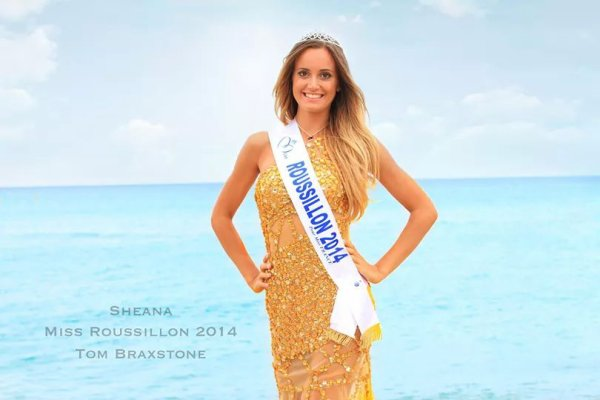Miss Roussillon 2014 ◆ Nouvelles photos de Sheana Vila Real