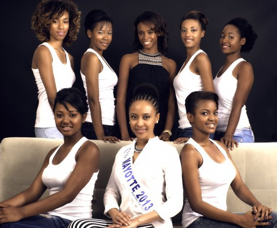 Miss Mayotte 2014 - Les candidates