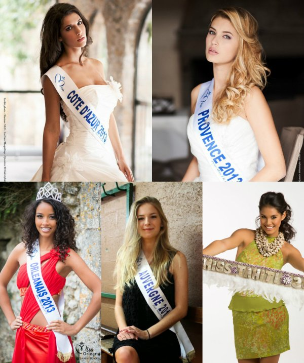 Élection replay >> Miss France 2014