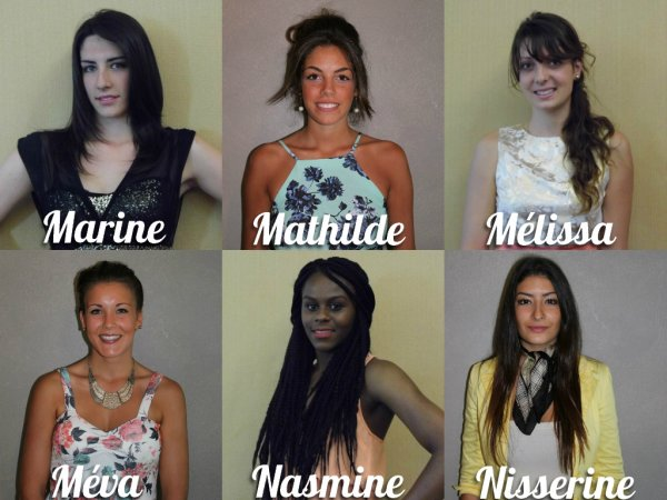 Miss Poitou-Charentes 2014 :: Les candidates