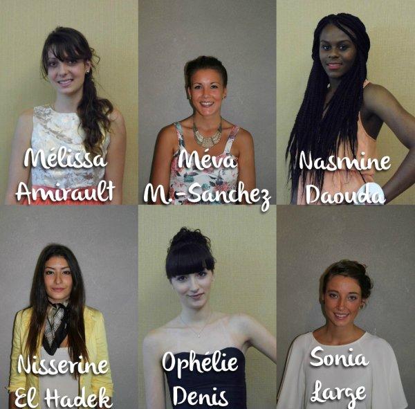 Miss Poitou-Charentes 2014 :: Élection des blogs