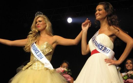 ÉLECTION RÉGIONALE - Miss Île-de-France 2014, Margaux Savarit