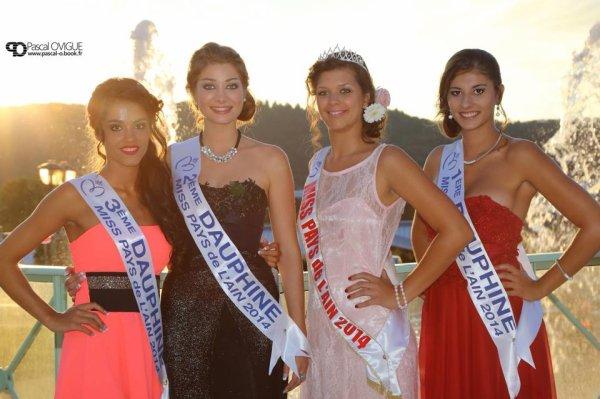 Miss Pau 2014 | Miss Pays de l'Ain 2014