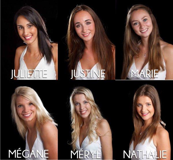 Miss Normandie 2014 :: Les candidates