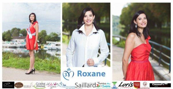 Miss Franche-Comté 2014 :: Un portrait de candidate par jour (1)