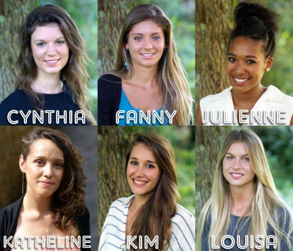 Miss Centre 2014 :: Les candidates