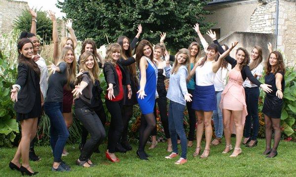 Miss Centre 2014 :: Élection des blogs