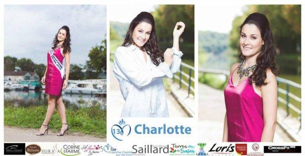 Miss Franche-Comté 2014 :: Un portrait de candidate par jour (2)