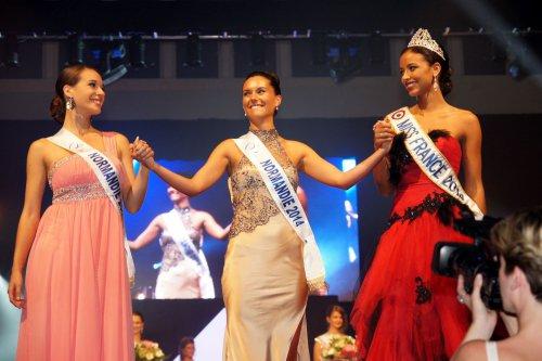 ÉLECTION RÉGIONALE - Miss Normandie 2014, Estrella Ramirez