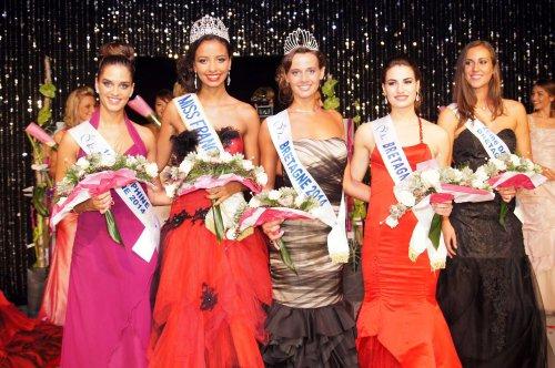 ÉLECTION RÉGIONALE - Miss Bretagne 2014, Maïlys Bonnet