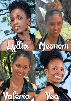 Miss Guyane 2014 :: Les candidates et l'élection du blog