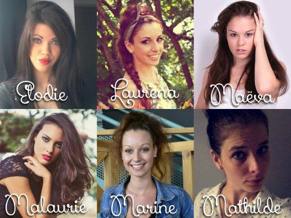 Miss Aquitaine 2014 :: Candidates et élection du blog