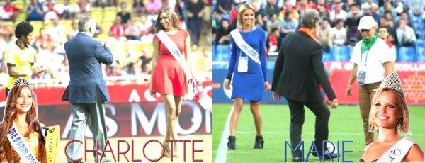 Duel de Miss 2014 :: Les Miss au foot