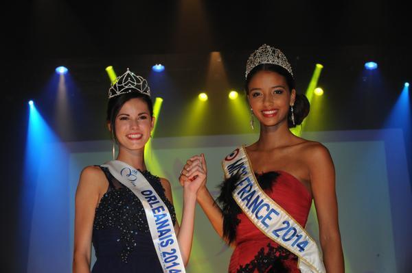 ÉLECTION RÉGIONALE - Miss Orléanais 2014, Solène Salmagne