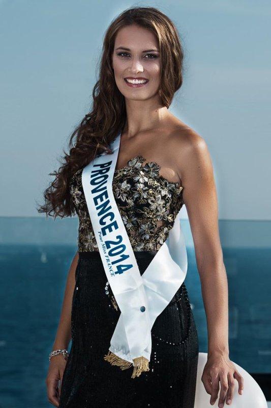 Miss Provence 2014 :: Nouvelles photos d'Anne-Laure Fourmont