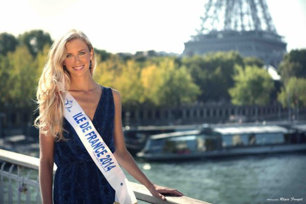 Miss Île-de-France 2014 :: Nouvelles photos de Margaux Savarit