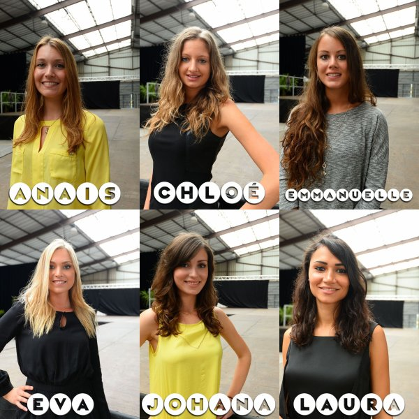 Miss Midi-Pyrénées 2014 :: Les candidates