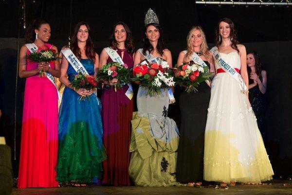 ÉLECTION RÉGIONALE - Miss Midi-Pyrénées 2014, Laura Pelos