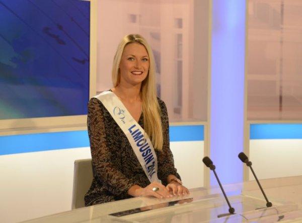 Miss Limousin 2014 :: Nouvelles photos de Léa Froidefond