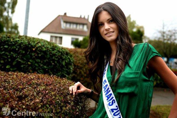 Miss Orléanais 2014 :: Nouvelles photos de Solène Salmagne