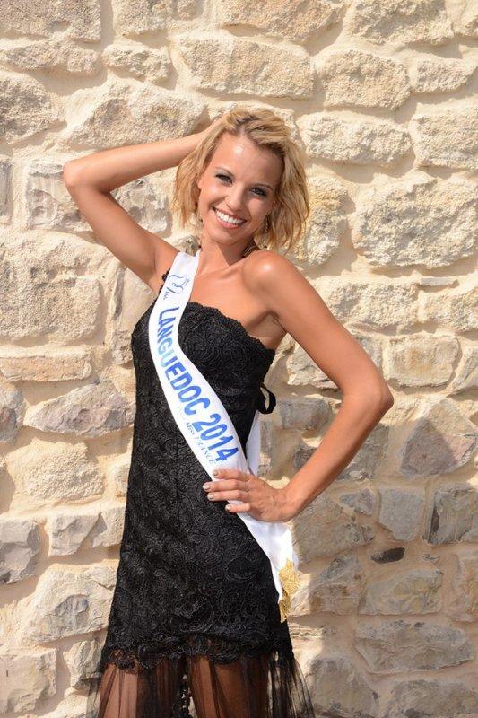 Miss Languedoc 2014 :: Nouvelles photos de Marie Fabre