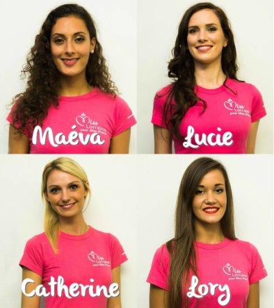 Miss Lorraine 2014 :: Les candidates et l'élection du blog