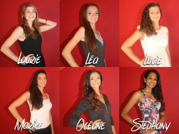 Miss Rhône-Alpes 2014 :: Les candidates et l'élection du blog