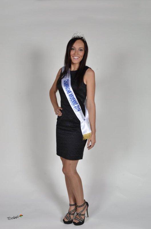 Miss Champagne-Ardenne 2014 :: Nouvelles photos de Julie Campolo