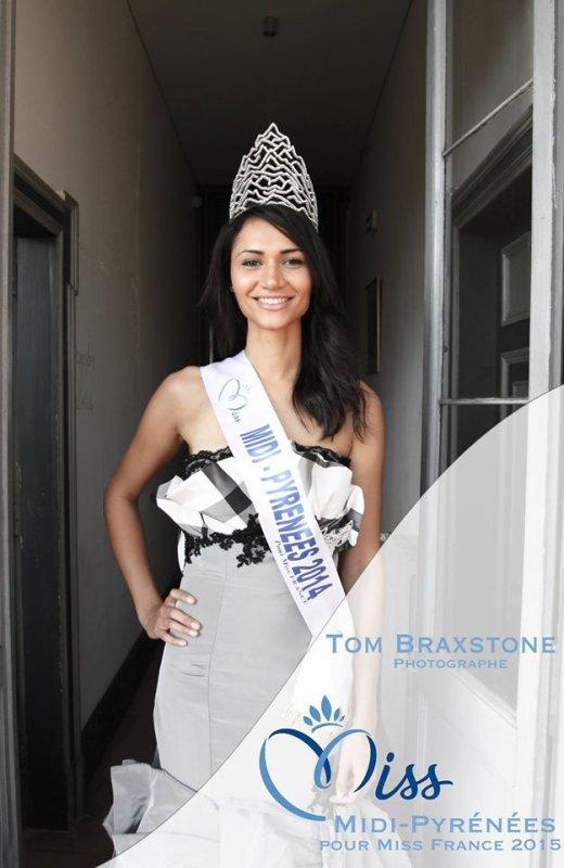 Miss Midi-Pyrénées 2014 :: Nouvelles photos de Laura Pelos