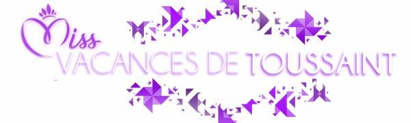 Miss Vacances de Toussaint 2014